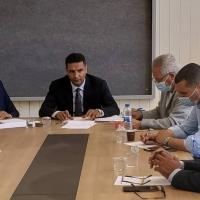 الاجتماع الدوري لعام 2021 لقسم التاريخ بجامعة بنغازي